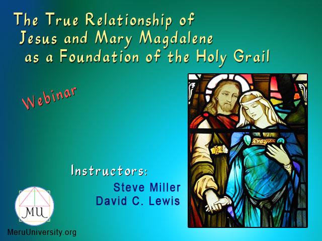 The True Relationship of Jesus and Mary Magdalene   Meru University
