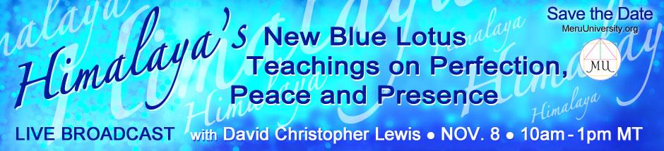 Himalaya New Blue Lotus Teachings